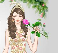 Çiçekci Kız