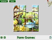 Çiftlik Hayvan Kaydırma