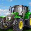 Çiftlikteki Traktör