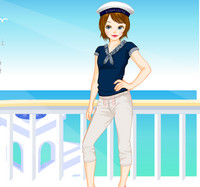 Denizci Kızı Giydir