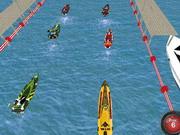Denizde Motor Yarışı