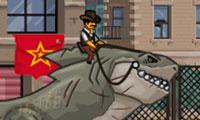 Dev Köpek Balığı Saldırısı