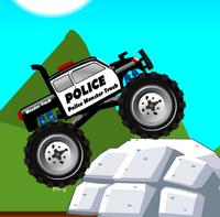 Dev Polis Arabası