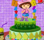 Dora Doğum Günü Pastası