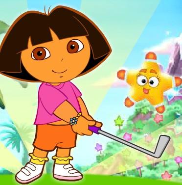 Dora İle Golf