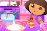 Dora ile Yemek Pişirme
