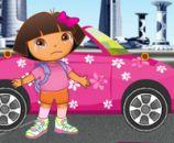 Dora Park Etmeyi Öğreniyor