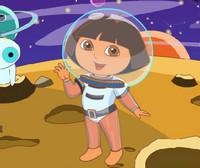 Dora Uzayda