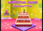 Düğün Pastası Süsleme
