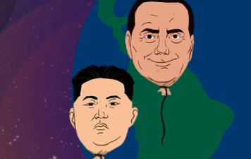 Dünya Liderlerini Döv