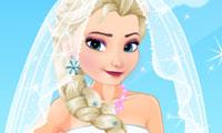 Elsa Evleniyor