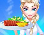 Elsa'nın Yeni Restoranı