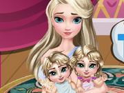 Elsa ve İkizler