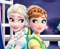 Elsa ve Monster High
