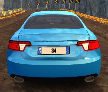 Extreme Araba Yarışı