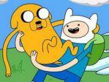 Finn ve Jake Macera