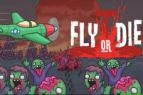 Fly or Die Zombie