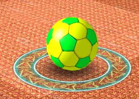 Frikik Atma 3D