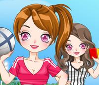 Futbolcu Kızı Giydir