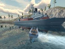 Gemi Sürme Simülatör