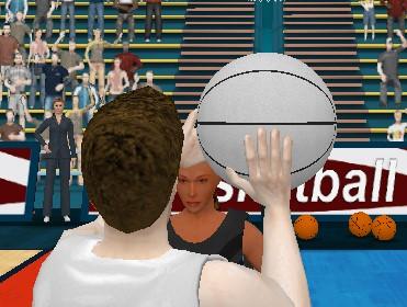 Gerçekçi Basketbol Maçı