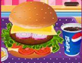 Hamburger Yapmasını Öğreniyorum
