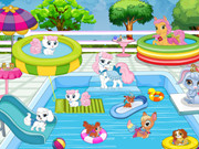 Havuz Dekorasyonu