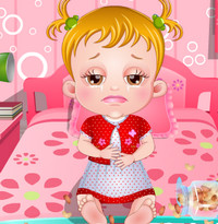 Hazel Bebek Karın Ağrısı