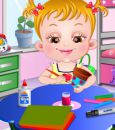 Hazel Bebek Sanat Zamanı