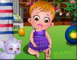 Hazel Bebek Yaralı