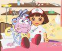 Hemşire Dora İş Başında