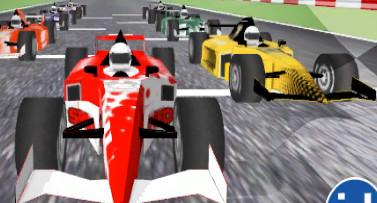 Hızlı Formula Yarışı
