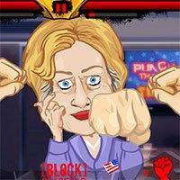 Hillary Yumruklama