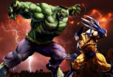 Hulk Süper Kahramanlara Karşı