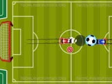 İki Kişilik Araba Futbolu