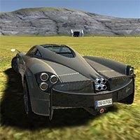 İki Kişilik Araba Yarışı 3D