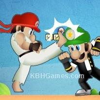 İki Kişilik Mario Dövüşü