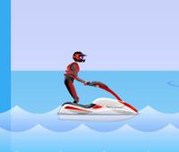 Jet Ski Sürücüsü