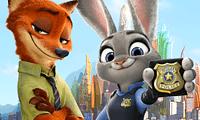 Judy ve Nick İpucu Peşinde