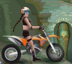 Kadın Motorcu