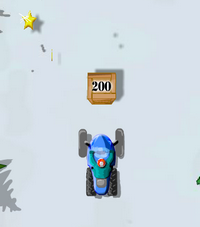 Karlı Yarış