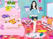Kendall Jenner Oda Temizleme