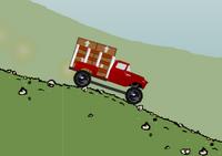 Kırmızı Kamyon
