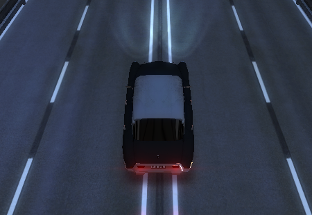 Klasik Araba Sürme