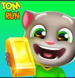 Konuşan Tom Koşuda