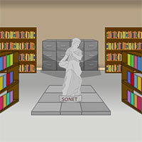 Kütüphaneden Kaçış