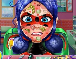 Ladybug Yüz Ameliyatı