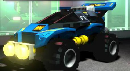 Lego Arabaları