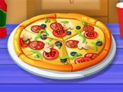 Lezzetli Pizza Pişirme