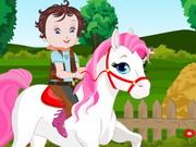 Lisi Bebek ve Sevimli Pony